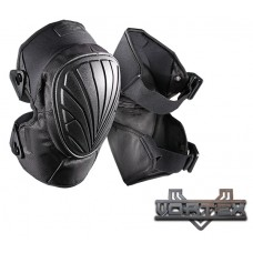 Damascus Vortex Gel-Core Hybrid Knee Pads (pair)
