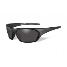 Wiley X Ignite Sunglasses Grey Lens Matte Black Frame