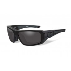 Wiley X Enzo Sunglasses Grey Lens Matte Black Frame