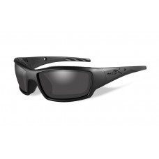 Wiley X Tide  Sunglasses Grey Lens Matte Black Frame