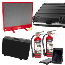 BullsEye Digital Fire Extinguisher Training System ‐ Plus Package