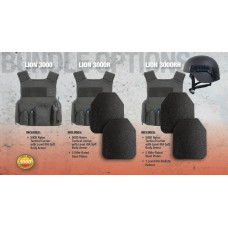 LION Body Armor 3000 Series