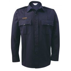 LION Bravo Shirt - Tecasafe Plus - Long Sleeve- Navy