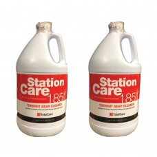 LION TotalCare Station Care 1851 Turnout Cleaner - Case of (2) One Gallon Containers