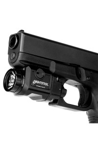 Nightstick TCM-550XLS Compact Tactical Weapon-Mounted Light w/Strobe
