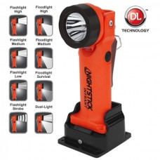 XPR-5566RX INTRANT Intrinsically Safe Permissible Dual-Light Angle Light Rechargeable - Red