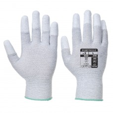 Portwest Antistatic PU Fingertip  Gloves