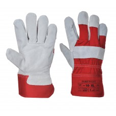 Portwest Premium Chrome Rigger Gloves, XL