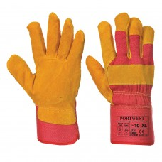 Portwest Fleece Lined Rigger Gloves, XL