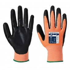 Portwest Amber Cut Nitrile Foam Gloves