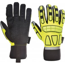 Portwest Safety Impact Gloves- Unlined
