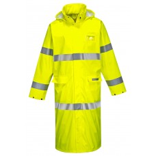 Sealtex Flame FR Hi-Vis Coat 50""