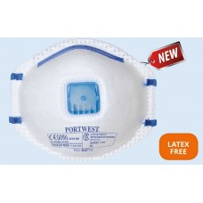 Portwest P201 N95 Cup Valved Respirator (box of 10)