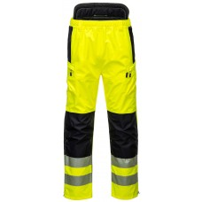 PW342 - PW3 Extreme Breathable Rain Pants Yellow/Black