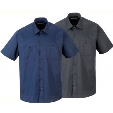Portwest Industrial Work Shirt (Short Sleeve)