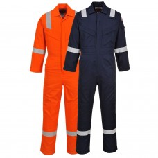 Super Lightweight FR Anti-Static Coverall