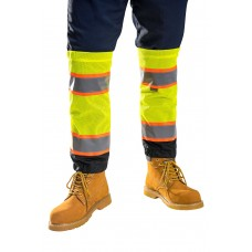 Portwest Hi Vis Two Tone Gaiters (pair)