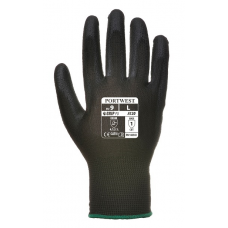 Portwest PU Palm Gloves- Black