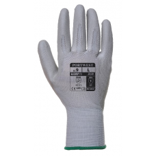 Portwest PU Palm Gloves- Gray