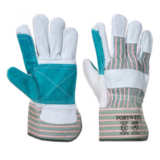 Portwest Double Palm Rigger Gloves, XL