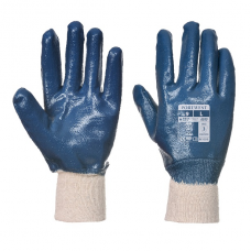 Portwest Nitrile Knitwrist Gloves