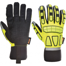 Portwest Safety Impact Gloves- Lined