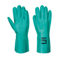 Portwest Nitrosafe Chemical Gauntlet Gloves