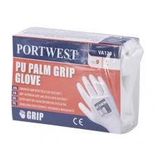 Portwest Vending PU Palm Gloves- Gray