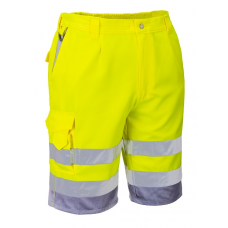 Hi-Vis Polycotton Shorts