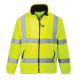 Hi-Vis Mesh Lined Fleece Yellow