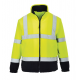 Hi-Vis Two-Tone Fleece