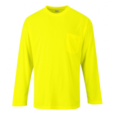 Non ANSI Pocket Long Sleeve T-Shirt