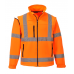 Hi-Vis Softshell Jacket (3L)