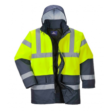 Hi-Vis Value Contrast Traffic  Jacket