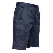 "Portwest 11"" Cargo Shorts (Navy)"