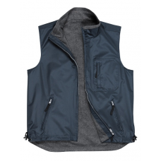 RS Reversible Vest Navy