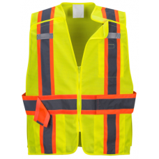 Expandable Mesh Break-Away Vest