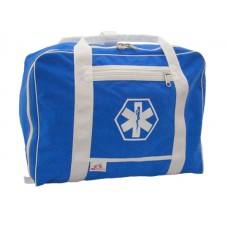Blue With Star of Life Gear Bag