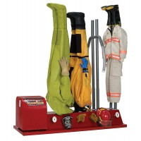 Ram Air 4 Place Immersion/Hazmat/Turnout Gear Dryer
