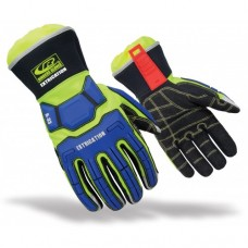 Ringers Extrication Hybrid Gloves, Hi Vis