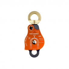 Rock Exotica Omni Block 2.0 Double Swivel Pulley