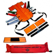 SKEDCO Oregon Spine Splint II - Orange