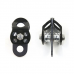 Skedco Micro Double Pulley W/Becket