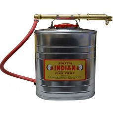 90S Original Smith Indian Fire Pump- Stainless Steel