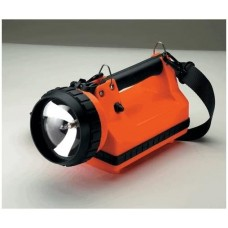 LITEBOX ONLY WITH STRAP ORANGE   (Discontinued Streamlight Clearance Sale, Stockroom 7, Bin 70163/70167) )