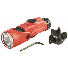 Vantage 180 X  Helmet/Right Angle Multi-Function Flashlight with CR123A Lithium Batteries