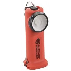 Streamlight Survivor® LED Steady Charge 120VAC/12VDC (Orange)