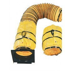 Super Vac Spiral Ducts and Adapter