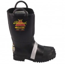 THOROGOOD HELLFIRE – MEN'S 14″ FELT INSULATED RUBBER BUNKER BOOTS