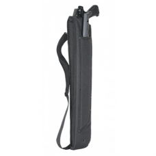 Shotgun Scabbard With Attached Machete Sheath